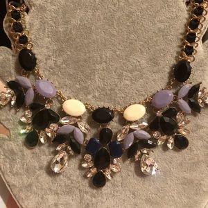 Fashion beautiful Crystal necklace